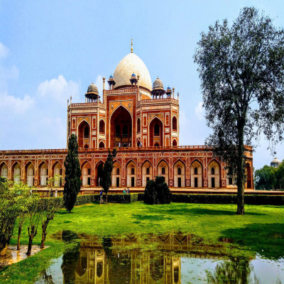 Humayun Tomb Places to See